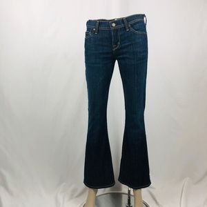 Citizens of Humanity Low Rise Flare Jeans Sz 26